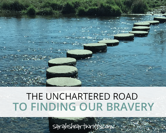 Finding our bravery