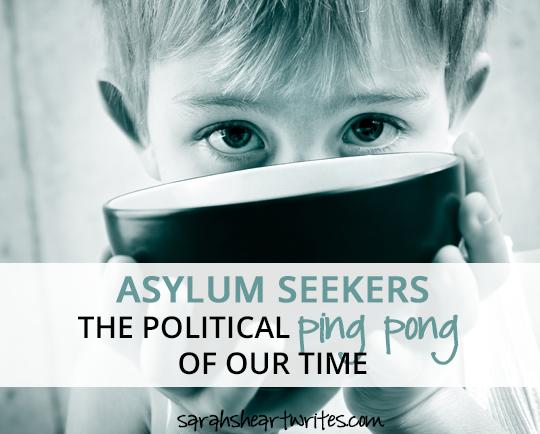 Asylum seeker ping pong