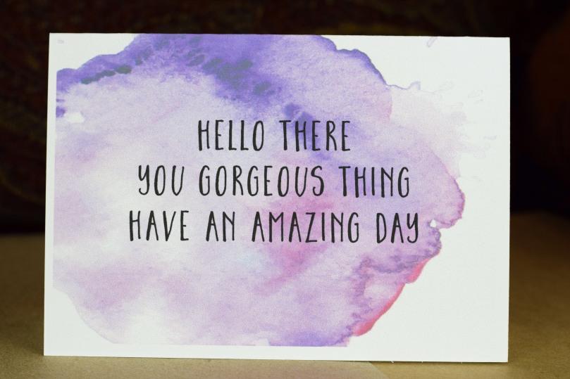 Thoughtfulness Card 7