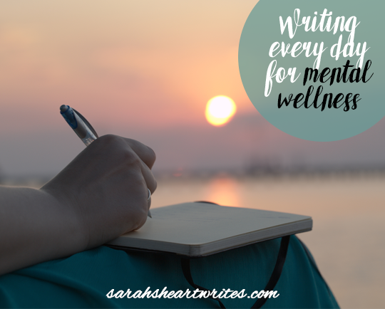 writing-every-day-for-mental-wellness